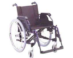 kursi roda alumunium FS955L