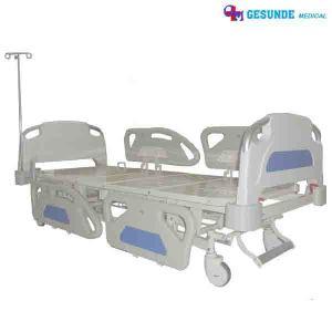 tempat tidur rumah sakit elektrik