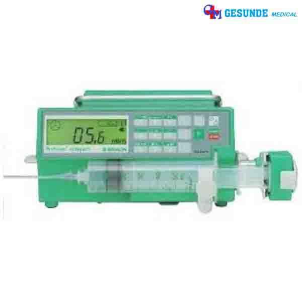 alat monitor cairan obat syringe pump
